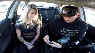 Drug Dealer Uber Driver Prank!