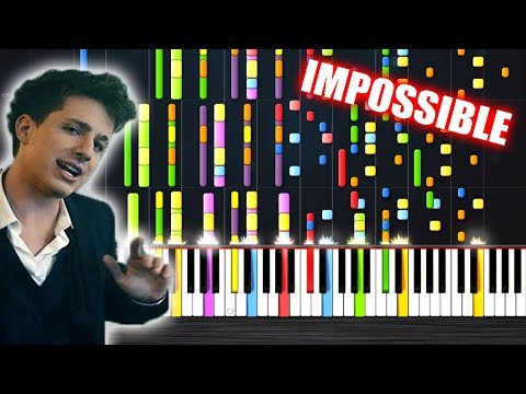 Charlie Puth - How Long - IMPOSSIBLE PIANO by PlutaX