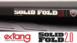 In the Garage™ with Total Truck Centers™: Extang Solid Fold 2.0