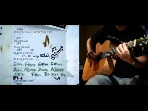 Amy winehouse love is a losing game cover instrumental hollow body ...
