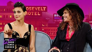 Morena Baccarin's Husband Didn't Remember Meeting Her - Video Youtube
