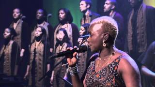 Angelique Kidjo covers Bob Marley's Redemption song at her PBS Special