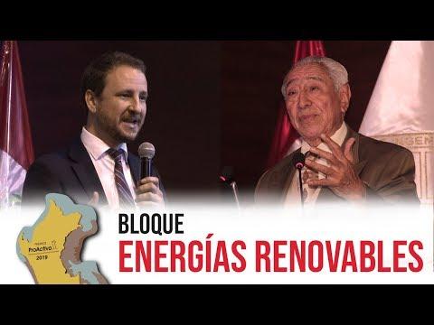 #PremiosProActivo 2019 | Bloque Energías Renovables