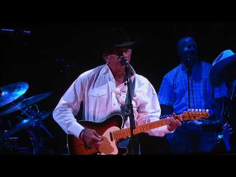 George Strait - Are The Good Times Really Over/DEC 2017/Las Vegas, NV/T-Mobile Arena