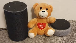 Using Echo As A Baby Monitor