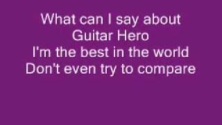 The World's Greatest Rap Song Lyrics (thecomputernerd01)
