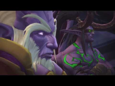 The Story of Shadows of Argus, Patch 7.3 - Part 1