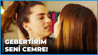 Cemre ve Ceren Birbirine Girdi! - Zalim İstanbul 8. Bölüm