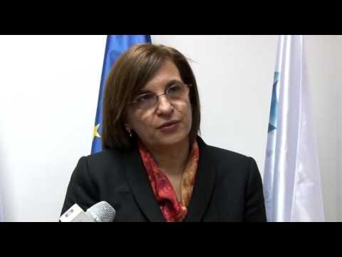 7th ReSPA Governing Board Meeting at Ministerial level - Ms. Milena Harito