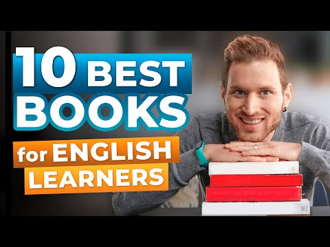 The Best 10 Books to Learn English [Intermediate to Advanced]