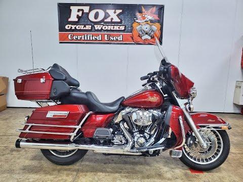 2009 Harley-Davidson Electra Glide® Classic in Sandusky, Ohio - Video 1