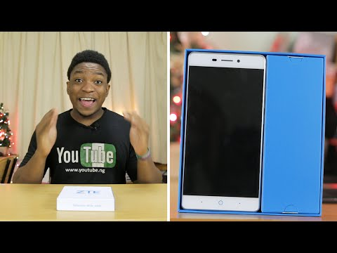 ZTE Blade A711 Unboxing and Hands On