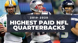 Top 5 Highest Paid NFL Quarterbacks (2020) | Highest Paid NFL Players