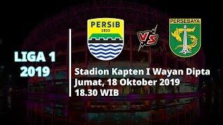 VIDEO: Live Streaming Liga 1 2019 Persib Bandung Vs Persebaya Surabaya Jumat (18/10) Pukul 18.30 WIB