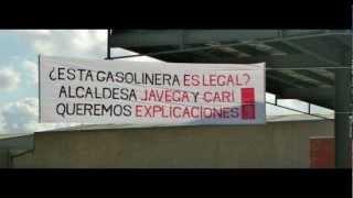 preview picture of video 'La alcaldesa de Aldaia Carmen Jávega multa al PSPV-PSOE Aldaia por poner pancartas'