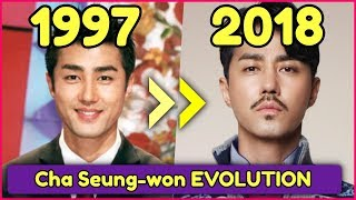 'Hwayugi' Cha Seung Won EVOLUTION 1997-2018