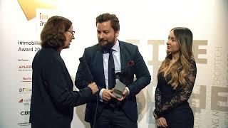 immobilienmanager-Award 2019: Siegerinterview Kategorie Projektentwicklung Bestand