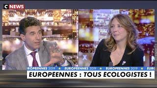 Alexandre del Valle chez Sonia Mabrouk dans les Voix de l'info du 08/05/2019