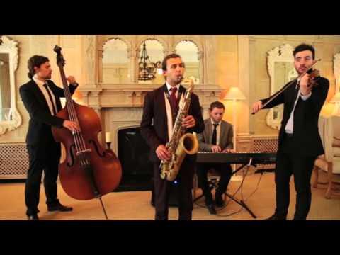 Video Moon River Ensemble  Essex
