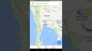 where is Thailand? bangkok, maps, ថៃ, បាងកក