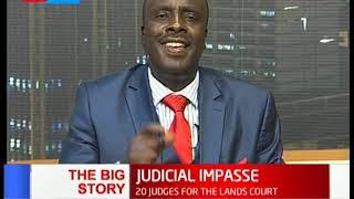 President Uhuru declines to gazette 41 judges picked by JSC   The Big Story