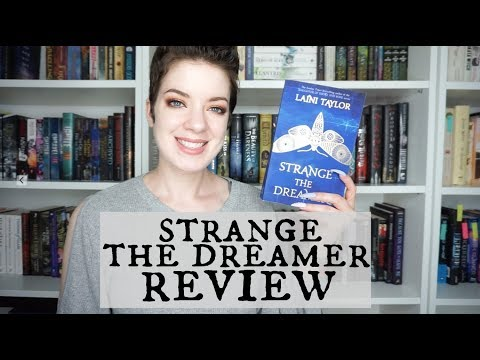 Strange the Dreamer (Spoiler Free) | REVIEW