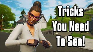 SECRET Season 4 Tips & Tricks You Didn't Know About! - Fortnite Battle Royale
