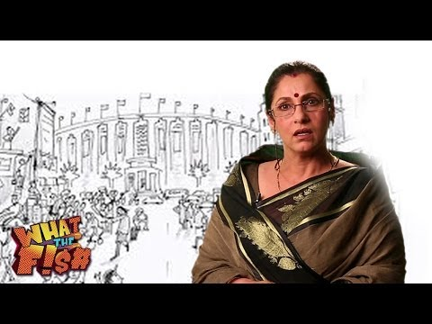 Monster Maasi On City Pollution | Dimple Kapadia | What The Fish 2013