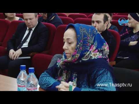 Руководитель Службы государственного финансового контроля РД Артур Муртазалиев провел личный прием