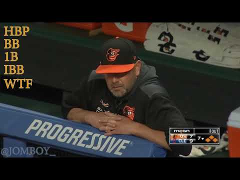 Hilarious breakdown of a professional baseball team playing like a bunch of amateurs.