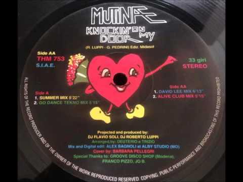 Mutinae - Knockin' On My Door