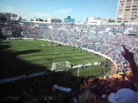 """""""Pumas UNAM Dale Azul y Oro vs Cruz Azul"""" Barra: La Rebel • Club: Pumas"""