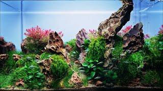 Inspiracja ze skałami Dragon Stone (Green Aqua)