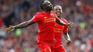 Sadio Mane goal vs Hull |HD| 1080p