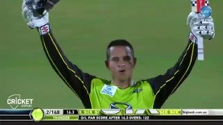 Highlights: Strikers vs Thunder - semi final