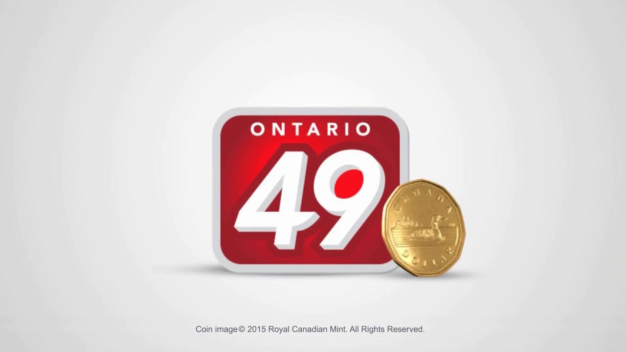 Как играть в канадскую лотерею Онтарио 49. Небольшая справка.