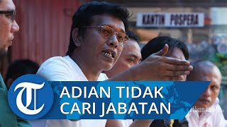 Adian Napitupulu 4 kali Katakan Tidak Berbakat Menjadi Menteri ke Jokowi