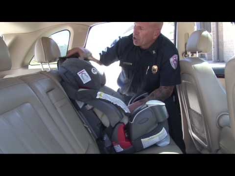 Car Seat Safety: Front-facing Install & Child Placement