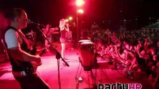 Lovran - Jelena Rozga - Dobitna kombinacija, 03.08.2012., PartyHR
