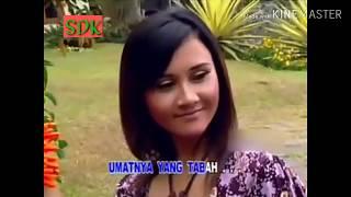 LEO WALDY - ATAS NAMA CINTA (KARAOKE DANGDUT INDONESIA)