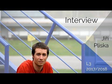 Rozhovor s Jiřím Pliskou