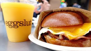 Eggslut:The Ultimate Breakfast Sandwich