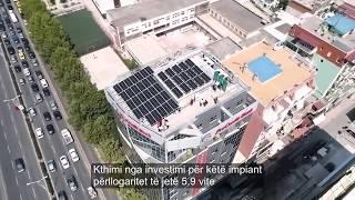 Impiant Fotovoltaik - ProCredit