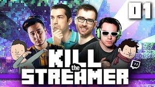 Kill The Streameur Ep 1 - Le grand retour avec Gotaga, Zerator, Wankil...