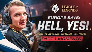 Worlds 2019 : le Best Of G2 Esports - Part 1