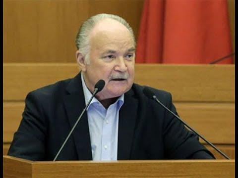 Выступление Н.Губенко на заседании МГД по вопросу о памятнике А.Солженицыну