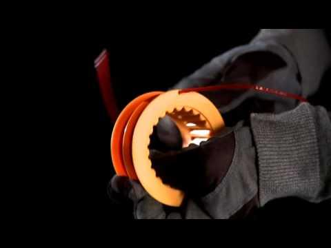 McCulloch - Sustituir el hilo de su cortabordes o desbrozadora