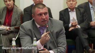 """Дмитрий Потапенко: """"Мы все в огне и войне"""""""