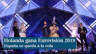 Holanda gana Eurovisión 2019