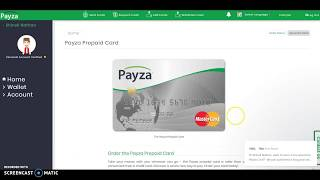 HOW TO: Withdraw & Convert Your BITCOINS Into USD By Using PAYZA